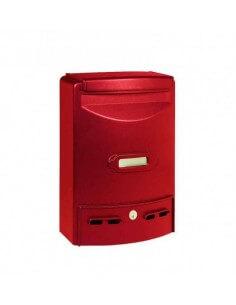 Cassetta Postale Europa Maxi rosso